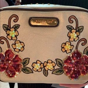 Nicole Lee Bags - ✤  Nicole Lee Sequin Floral Crossbody Bag